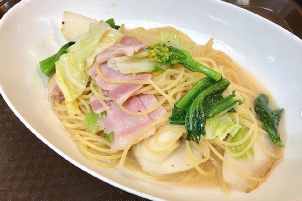 ロジェ食堂 清泉女学院店menu01